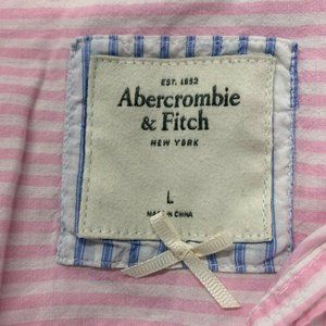 Abercrombie & Fitch Tops - Abercrombie & Fitch Button Up Shirt Women's Large
